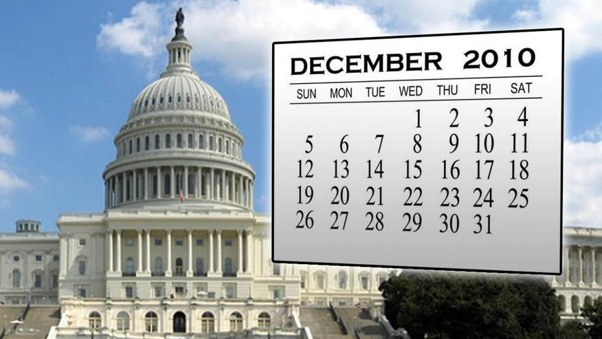Congress stayed in session until the last minute to pass outstanding legislation before Democrats lose seats this January.