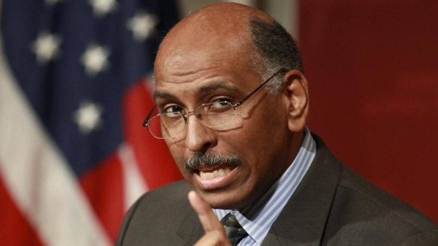 Republican National Committee Chairman Michael Steele (AP Photo/Steven Senne, File)
