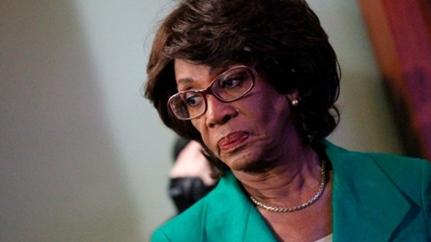 Rep. Maxine Waters, D-Calif. (AP Photo/Pablo Martinez Monsivais)