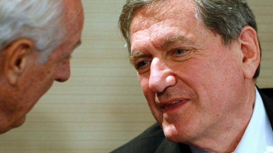 Richard Holbrooke, the president's special envoy for Afghanistan and Pakistan.