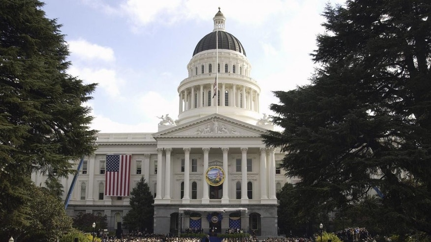 California State Capitol (AP Photo/Ben Margot, File)