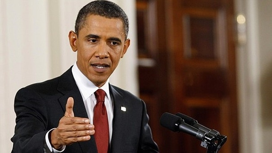 Nov. 3: President Obama holds a news conference, the day after Republicans gained 60 seats in the House of Representatives during the midterm elections.