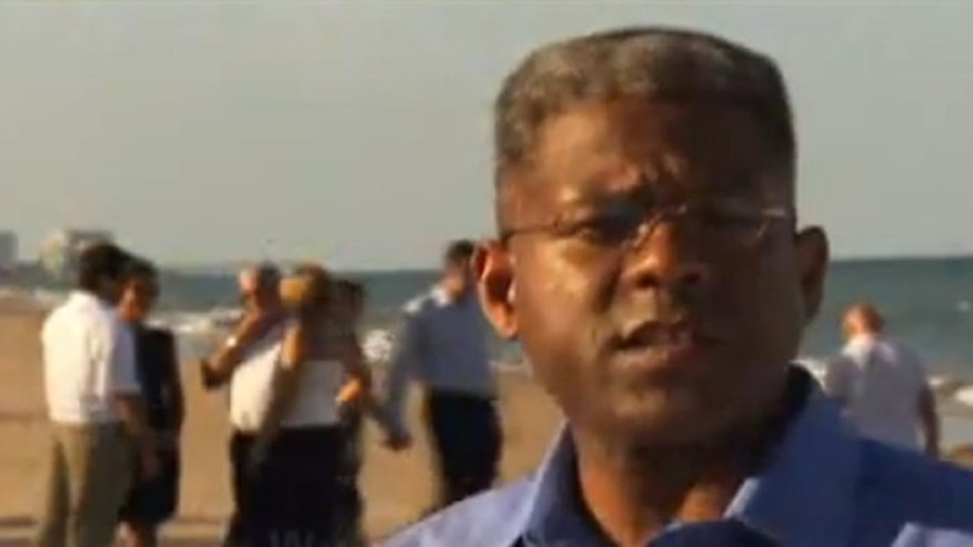 Shown here is Rep.-elect Allen West in a campaign ad.