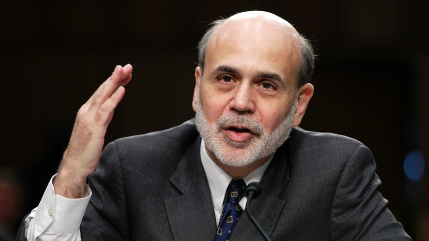 Jan. 7: Federal Reserve Board Chairman Ben Bernanke testifies on Capitol Hill before the Senate Budget Committee. The Federal Reserve says it paid a record $78.4 billion in earnings to the U.S. government last year.
