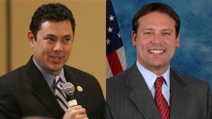 Reps. Jason Chaffetz, R-Utah, and Heath Shuler, D-N.C.