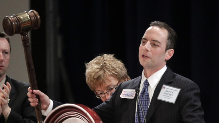 RNC Chairman Reince Priebus (AP File Photo)