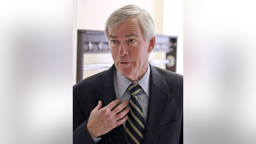 Sen. Jeff Bingaman, D-N.M. (AP File Photo)
