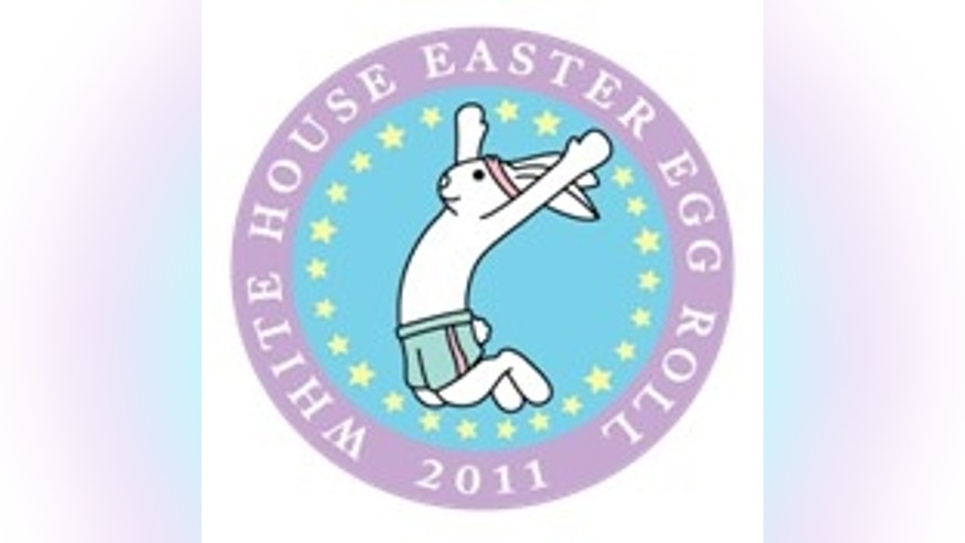 The 2011 White House Easter Egg Roll logo (Image courtesy The White House)
