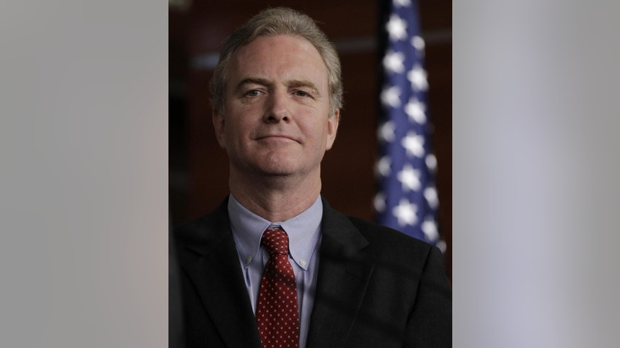 Rep. Chris Van Hollen, D-Md., (AP File Photo)