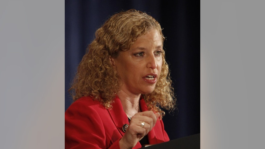 Rep. Debbie Wasserman Schultz, D-Fla., has been picked to chair the DNC.  AP/File Photo