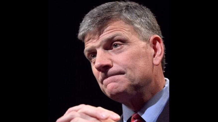 Re. Franklin Graham/AP image