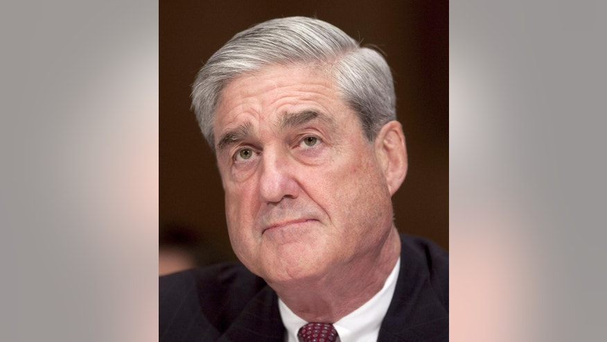 FBI Director Robert Mueller/AP image