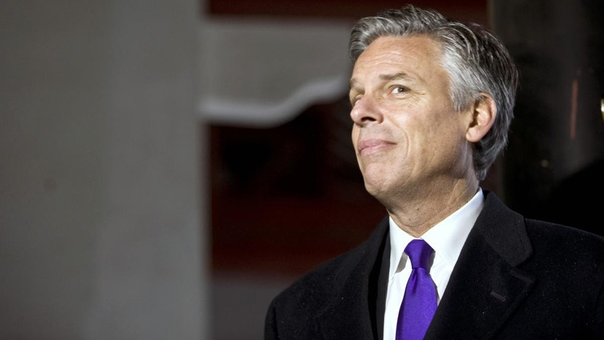 Jon Huntsman Jr. (Imaginechina via AP Images)