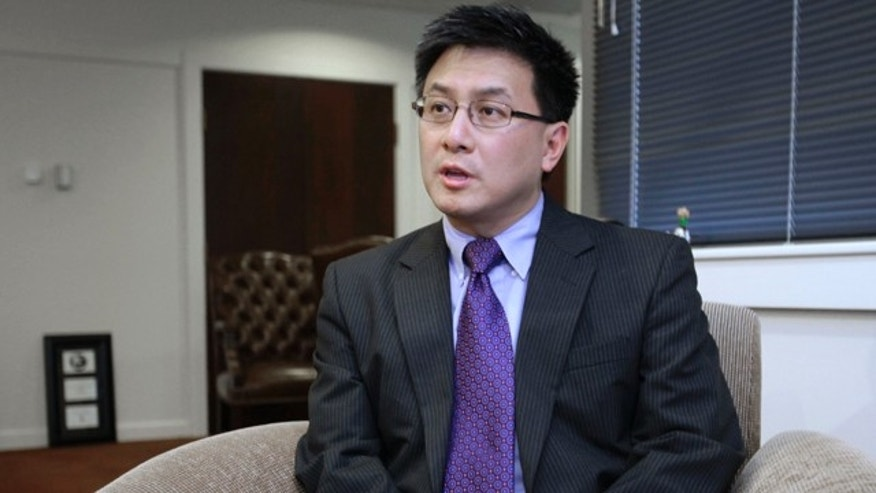 California Controller John Chiang discusses his decision to halt paychecks for all 120 state lawmakers after they failed to come up with a balanced budget by the June 15th deadline.