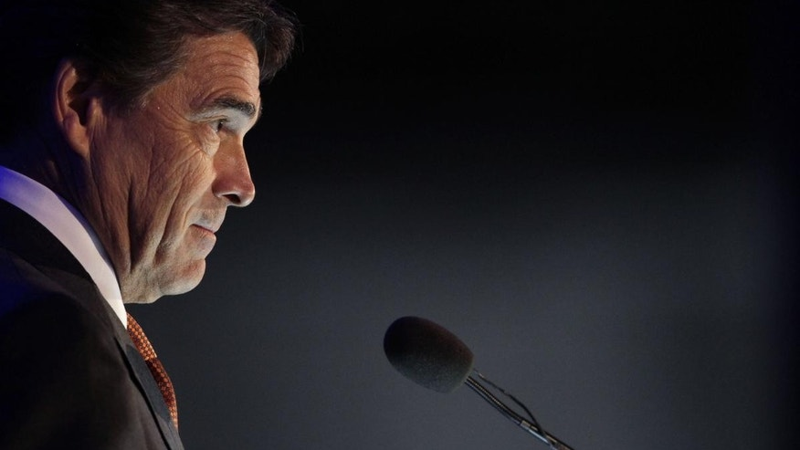 Texas Governor Rick Perry (AP Photo/Gregory Bull)