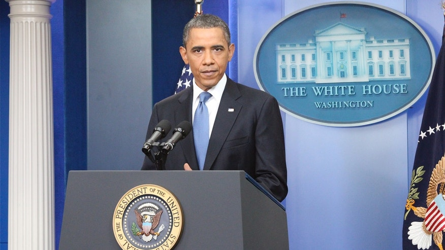 July 11: President Barack Obama speaks to the press.