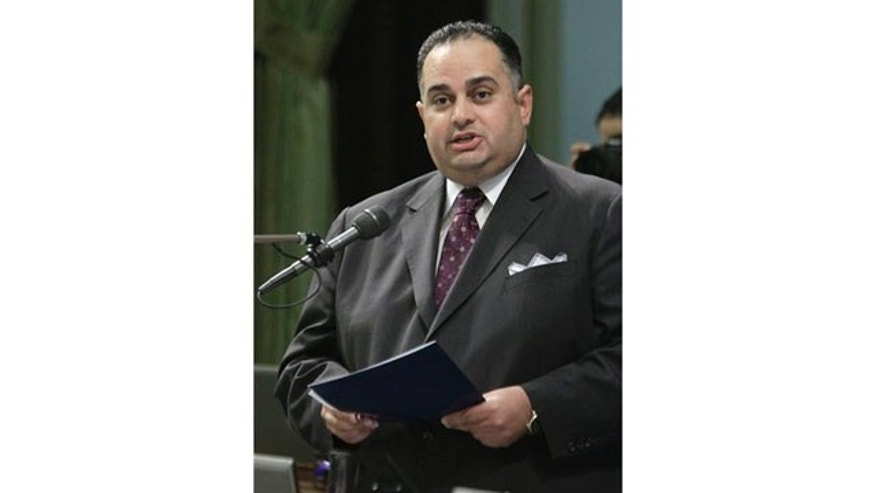 July 5: Assembly Speaker John Perez, D-Los Angeles, the first openly gay Speaker of the California State Assembly, urged lawmakers to approve a measure requiring public schools to teach the historical contributions of gay Americans, in Sacramento, CA.