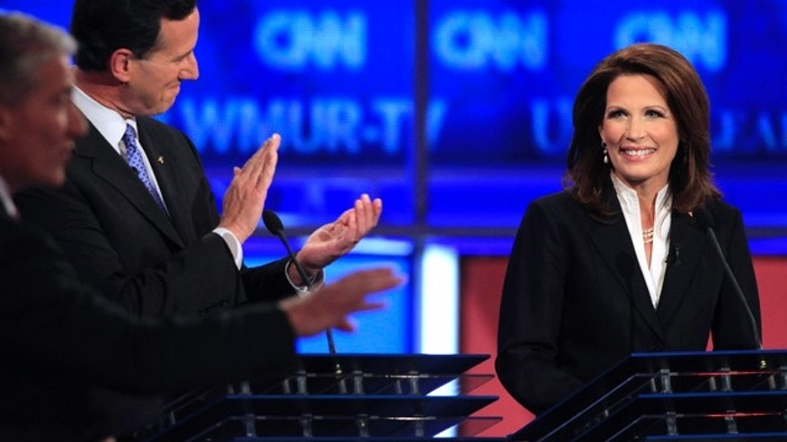 Michelle Bachmann has vaulted into second place in the Republican race with polls consistently showing her as the top choice of between 15 and 20 percent of Republicans nationally, a pretty stout number in a splintered field.