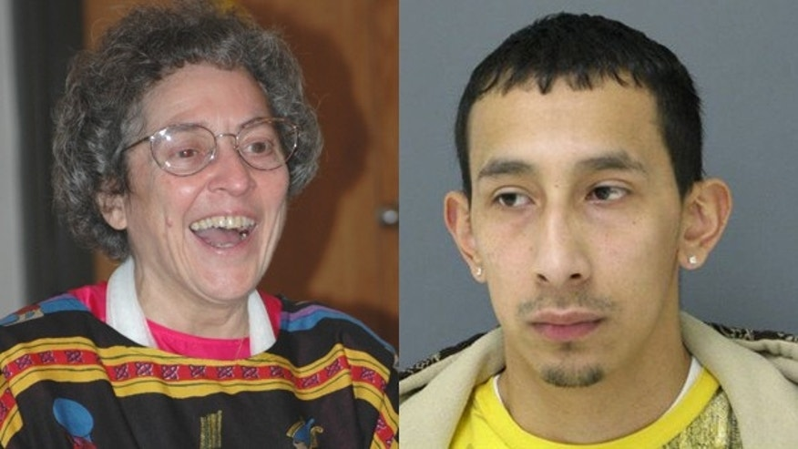 Aug. 3, 2010: Carlos Montano was charged with drunken driving in a Northern Virginia crash that killed Sister Denise Mosier and left two other nuns in critical condition.