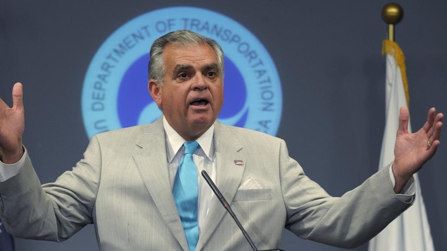 Transportation Secretary Ray LaHood  (AP File Photo/Susan Walsh)
