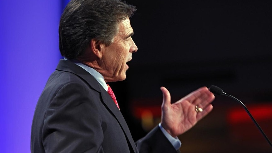 Texas Gov. Rick Perry (AP Photo/Ed Andrieski)