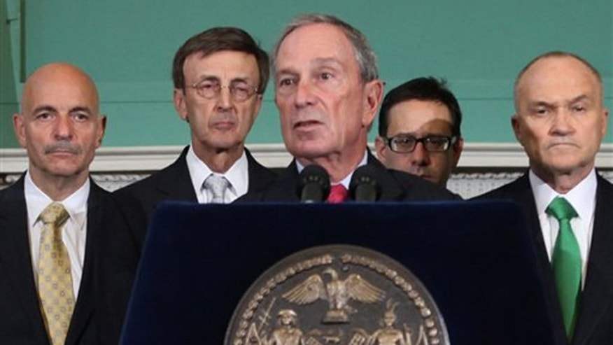 politics bloomberg stands decision leave clergy ceremony