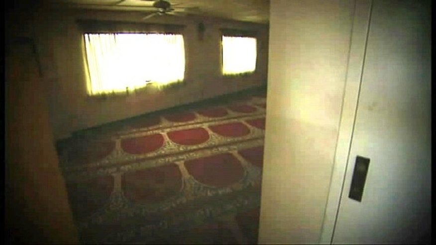 Shown here is the room in San Diego where Anwar al-Awlaki met with 9/11 hijackers in 2000.