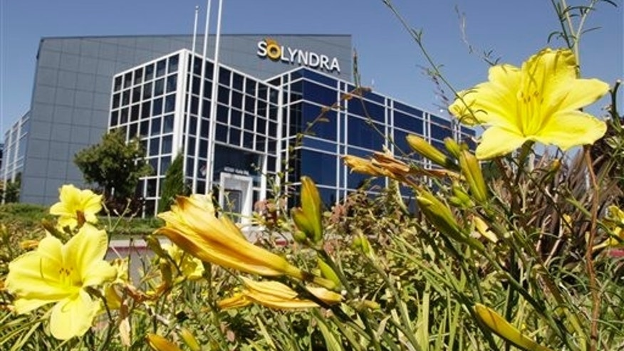 September 8, 2011: This picture shows the Solyndra headquarters in Fremont, Calif.
