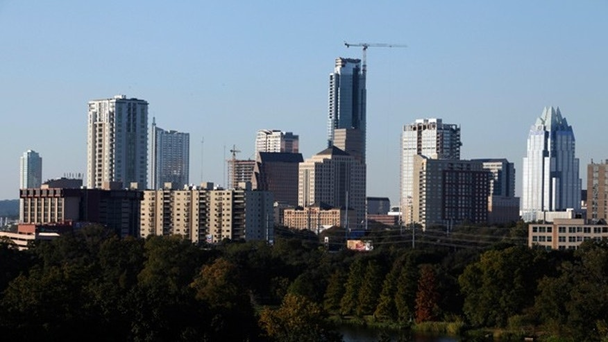 File photo: Austin Texas Skyline.