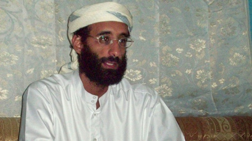 Oct. 2008: American-born Al Qaeda-linked cleric Anwar al-Awlaki in Yemen.