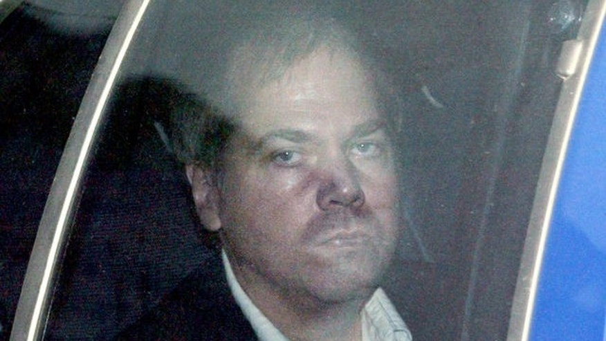 In this November 2003 file photo, John Hinckley Jr. arrives at U.S. District Court for a hearing.