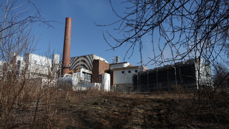 March 9, 2010: The Harrisburg Incinerator on South 19th Street, in Harrisburg, Pennsylvania. The financially distressed capital city is seeking Chapter 9 bankruptcy citing overwhelming debt, but Harrisburg's mayor and top city lawyer said the filing signed by a City Council member was not legal.