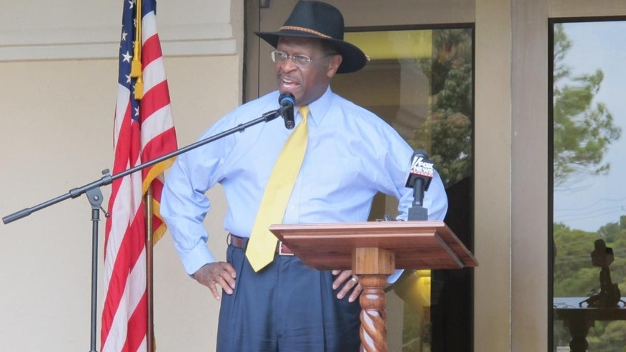 GOP Candidate Herman Cain (Fox Photo)