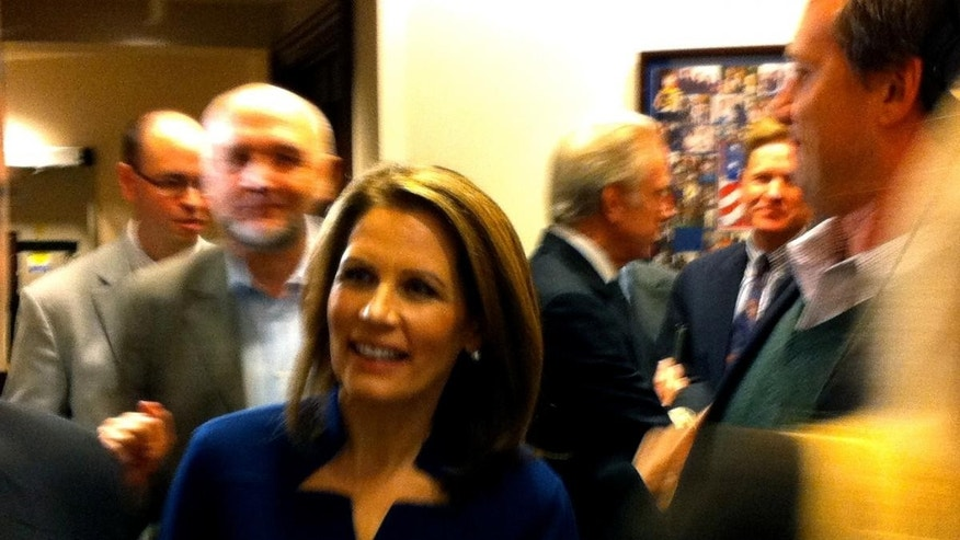 Minnesota Rep. Michele Bachmann in Washington- Fox News