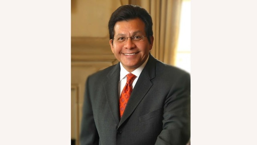 Alberto R. Gonzales, former United States Attorney General and former Counsel to President George W. Bush, currently visiting professor at Texas Tech University and a regular columnist for Fox News Latino.
