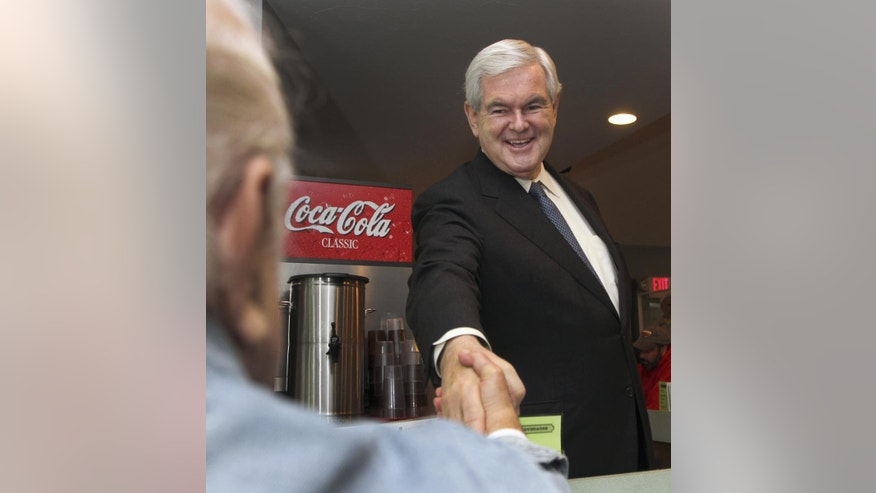 Newt Gingrich - (AP file)