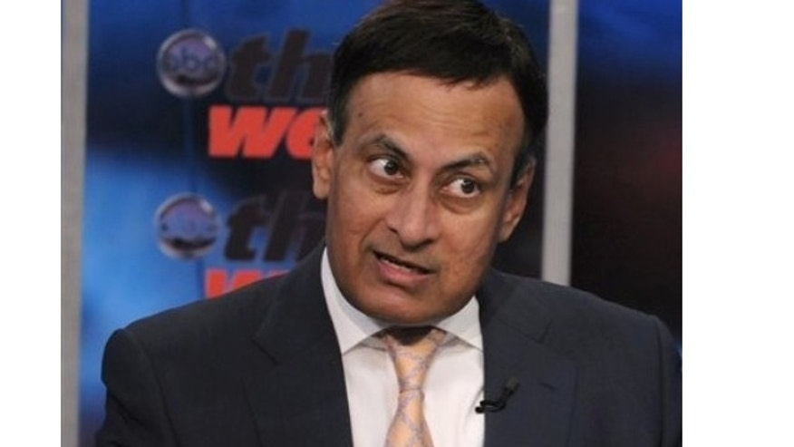 May 8, 2011: Former Pakistani Ambassador to the United States Husain Haqqani is interviewed about the details surrounding the death of Usama bin Laden and the raid on his compound in Pakistan.