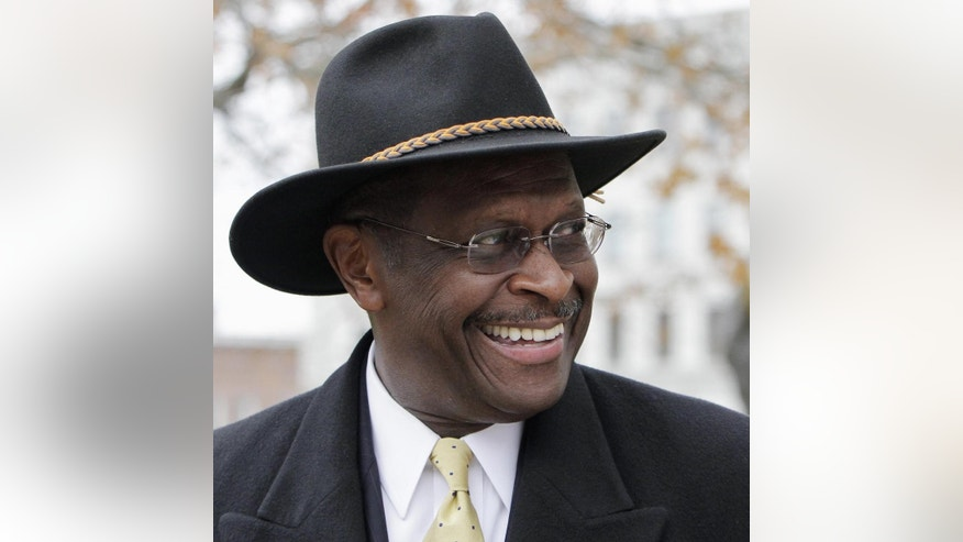 Herman Cain (Ap File)