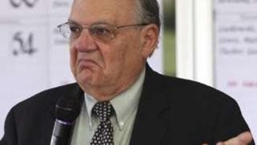 Sheriff Joe Arpaio of Maricopa County, Arizona