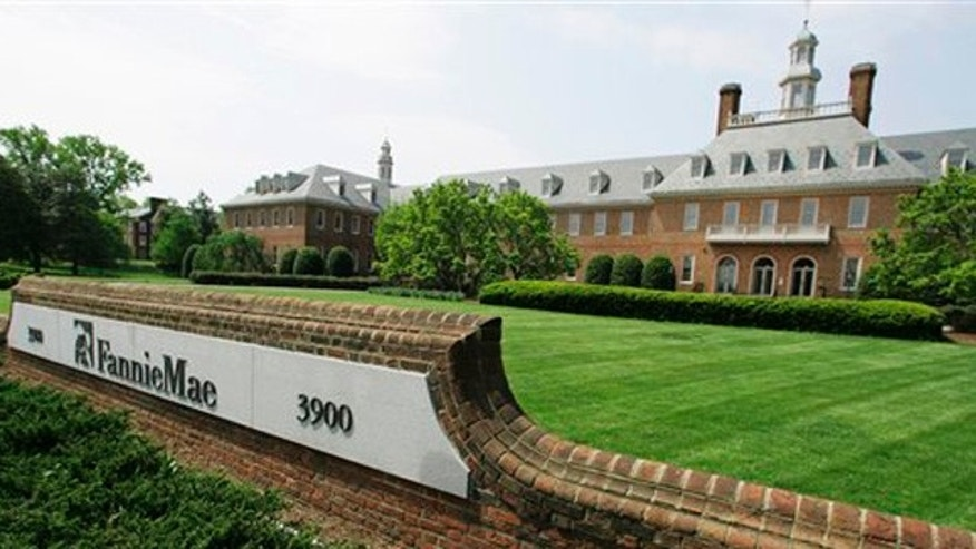 May 2, 2007: Shown here is Fannie Mae's building in Washington.