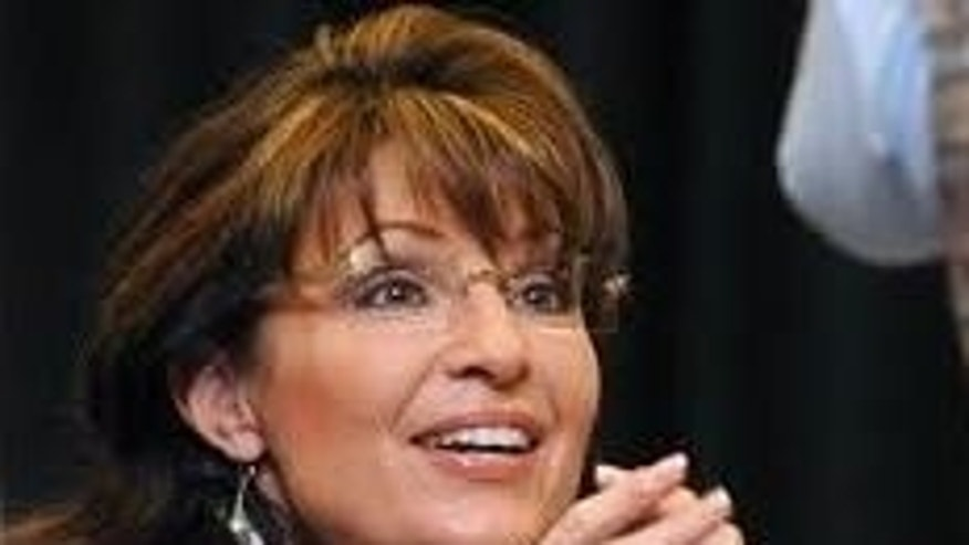 Gov. Sarah Palin (R-AK)/AP Photo