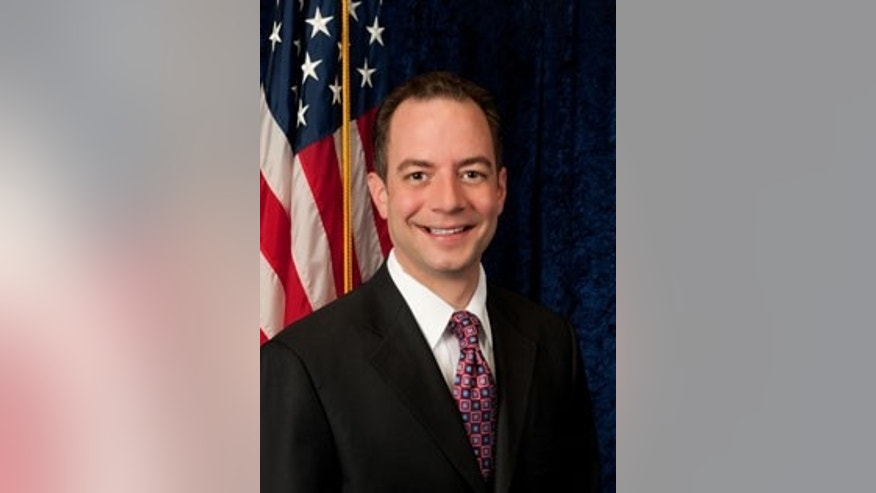 Reince Priebus, RNC Chair