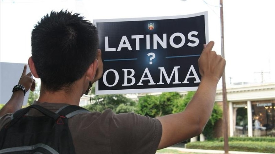 Latino voters are widely seen as the pivotal force behind the new bipartisan push for comprehensive immigration reform. They showed up at the polls at a record rate on Nov. 6, 2012 -- they accounted for 10 percent of all voters. Seven out of 10 Latinos chose President Barack Obama over his GOP challenger, Mitt Romney. Though Latinos tend to vote Democrat, the robust support for Obama was attributed to disgust over the harsh tone that Romney and many his parties struck when discussing immigration.