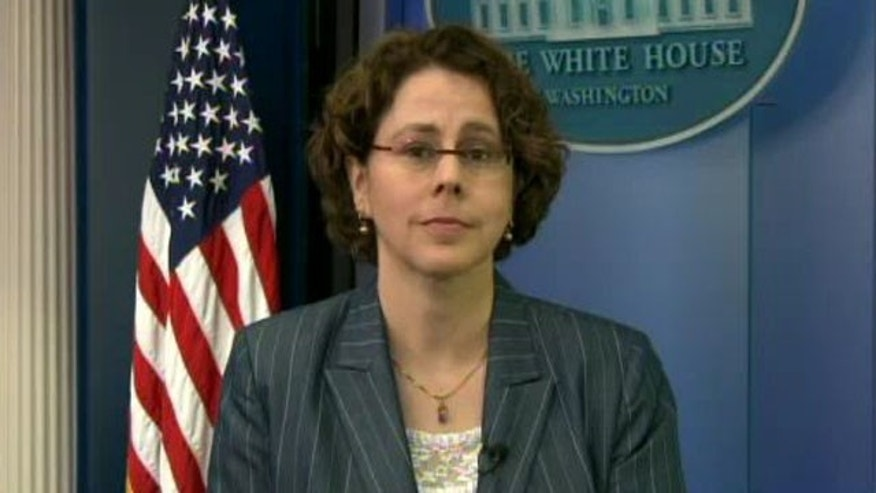 Cecilia Muñoz, US White House Director of Intergovernmental Affairs.