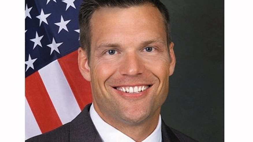 "Kansas Secretary of State Kris Kobach, a constitutional attorney who is the chief architect of some of the toughest state immigration laws, including those of Alabama and Arizona, endorsed GOP presidential contender Mitt Romney on Wednesday. Kobach called Romney ""a true conservative."""