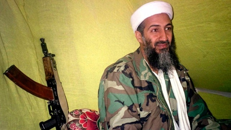 Usama bin Laden is seen in a 1998 file photo.