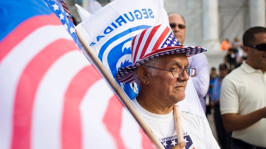 SAN JUAN, PUERTO RICO - MARCH 16:  