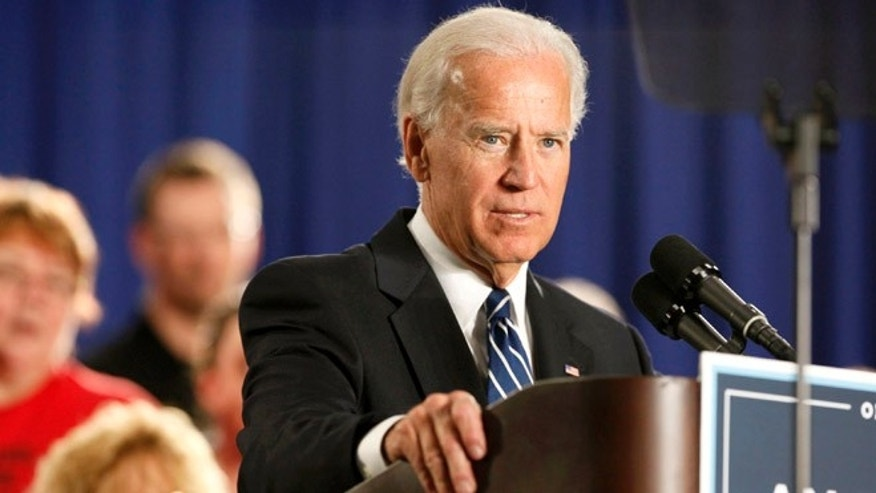 March 15, 2012: Vice President Biden speaks in Toledo, Ohio.