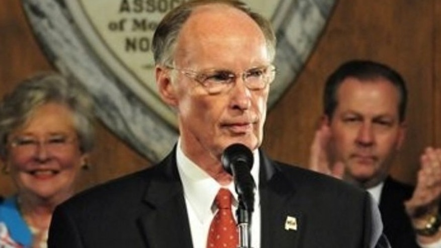 Alabama Gov. Robert Bentley