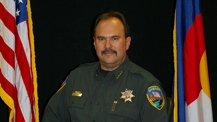 Garfield County (Colorado) Sheriff Lou Vallario